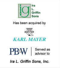 Ira L. Griffin Sons Textile Technology Mergers & Acquisitions